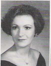 High School Senior Picture Cindy Brunson