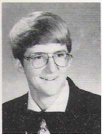 High School Senior Picture Fred Held