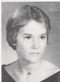 High School Senior Picture Janet Thompson