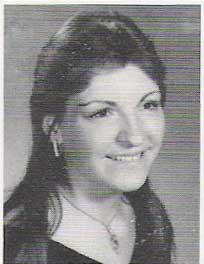 High School Senior Picture Janet Wilson