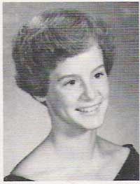 High School Senior Picture Janice Boone