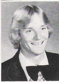 High School Senior Picture Jerry Nunn