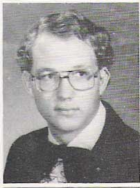 High School Senior Picture Jerry Phillips