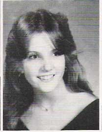 High School Senior Picture Joanie Collins