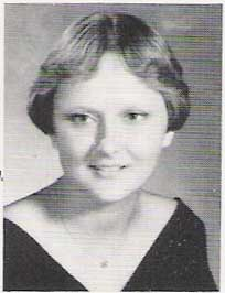 High School Senior Picture Kathy Brown