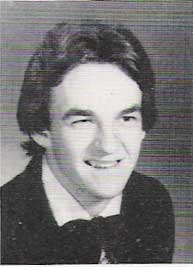 High School Senior Picture Keith Cutler