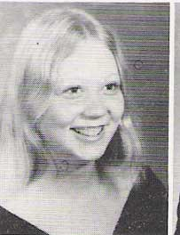 High School Senior Picture Lois Casey