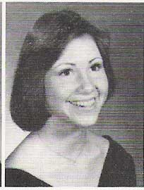 High School Senior Picture Lois Walther