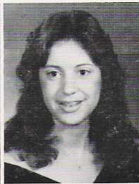 High School Senior Picture Nancy Johnson