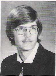 High School Senior Picture Neal Brown