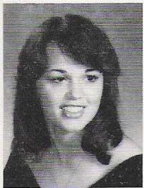 High School Senior Picture Pam Holloway