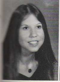 High School Senior Picture Rebecca Villanueva