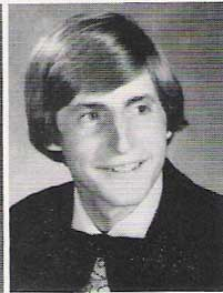 High School Senior Picture Richard Stinson