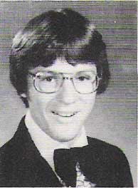 High School Senior Picture Roger White