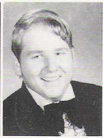 High School Senior Picture Rusty Williams