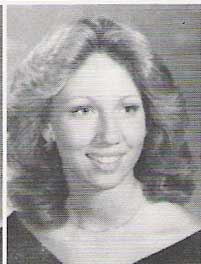 High School Senior Picture Susan Thompson