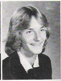 High School Senior Picture Terry Nunn