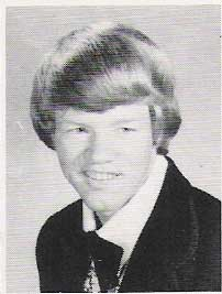 High School Senior Picture Tony Loper