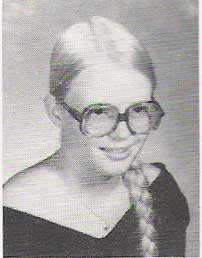 High School Senior Picture Ulla Petaja
