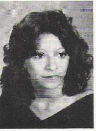 High School Senior Picture Yolanda Hernandez